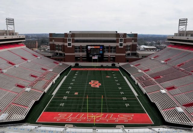 Oklahoma State University, synthetic grass drainage, artificial grass drainage, Fake grass, Synthetic grass, Accelerated drainage system, artificial grass, LEED, turf, landscape, drainage, golf, artificial turf, fieldturf, field turf, synthetic turf, athletic field, green roof, softball, baseball, football, soccer, futsal, lacrosse, field hockey, bocce, tee boxes, golf greens, sub-surface, sports field, forever lawn, synlawn, USGA, rooftop, shockpad, elayer, gmax, hic, foreverlawn, astro turf, prograss, newgrass, geocell, geo cell, geogrid, geo grid, shock pad, usgbc, asla, aia, green building, batting cages, batting cage, bullpen, bullpens, airdrain geocell, Artificial Turf, Soccer, Baseball, Super Bowl, NCAA, AirField Systems, Sports Field Drainage, Athletic Field Drainage, Baseball field Drainage, Football Field Drainage, Soccer field Drainage, Lacrosse field Drainage, turf performance field, airdrain, air drain, air grid, airgrid, paved court converted to turf