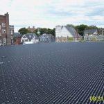 Binghamton Rooftop, green roof, synthetic turf roof top, artificial turf rooftop