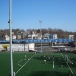 Artificial grass, synthetic grass, fake grass, shock pad, shock attenuation, soccer drainage