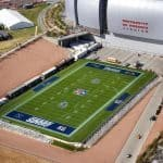natural grass, natural turf, sportsfield drainage