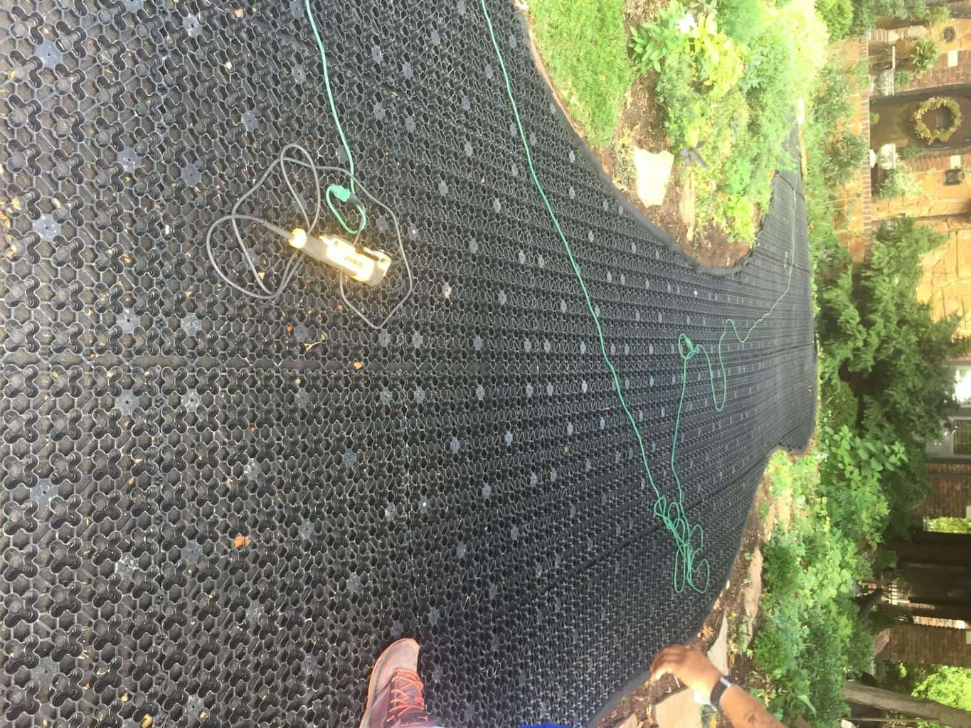 Airdrain Drainage For Synthetic Turf Keep Your Grass Green