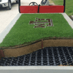 agronomic, athletic field, green roof, tee boxes, golf greens, sportsfield, natural turf, sand profile, USGA, fifa world cup, NFL, water retention, perched water table, water reuse, storm water management, synthetic drainage layer, sand based field, airdrain,