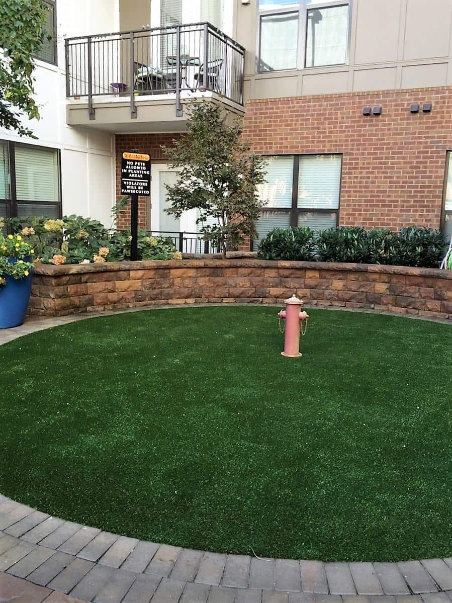 AirDrain, K9, Pet Relief Area, synthetic turf, artificial turf, fake grass