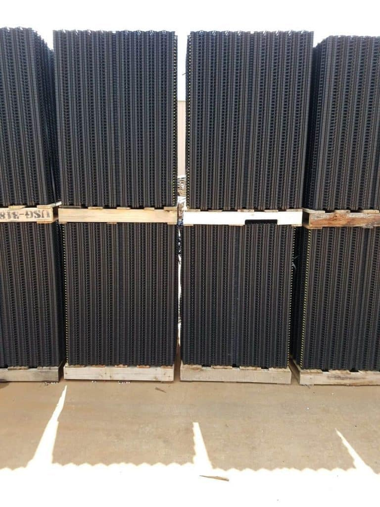 "AirDrain AirPave 32"" x 32"" Inch Pallets Stacked"