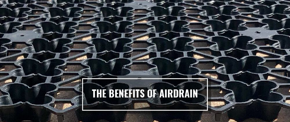 AirDrain, Synthetic Grass